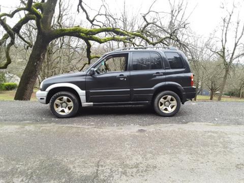 2000 Suzuki Grand Vitara for sale in Portland, OR