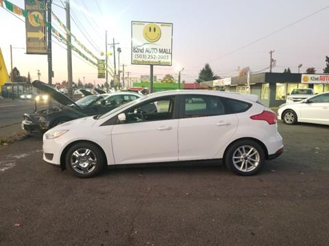 2015 Ford Focus for sale in Portland, OR