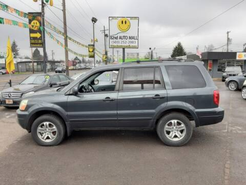 2004 Honda Pilot EX-L for sale at 82nd AutoMall in Portland OR