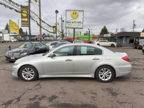 2013 Hyundai Genesis 3.8L for sale at 82nd AutoMall in Portland OR