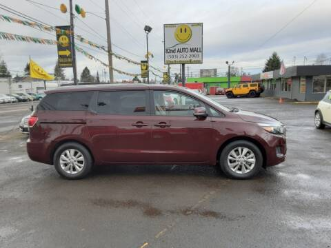 2016 Kia Sedona LX for sale at 82nd AutoMall in Portland OR