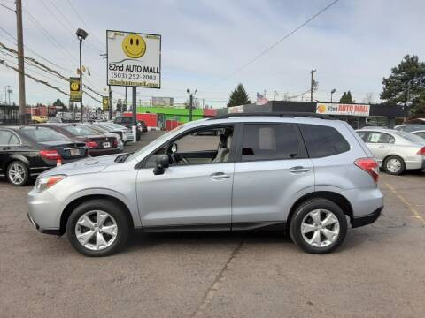 2015 Subaru Forester 2.5i for sale at 82nd AutoMall in Portland OR