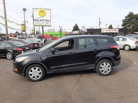 2014 Ford Escape S for sale at 82nd AutoMall in Portland OR