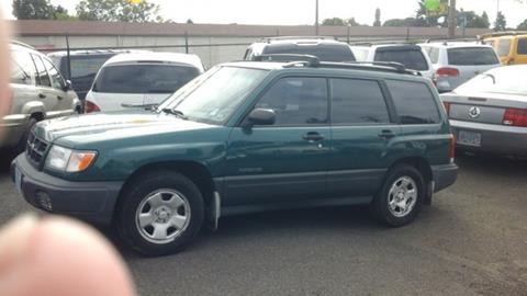 1998 Subaru Forester for sale in Portland, OR