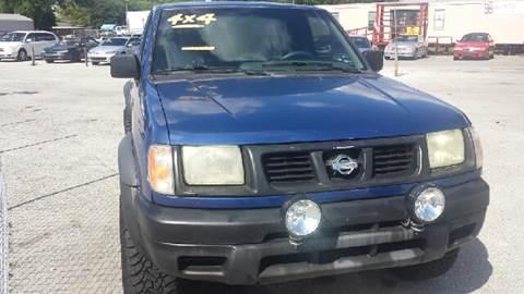 1999 Nissan Frontier for sale in Orlando, FL
