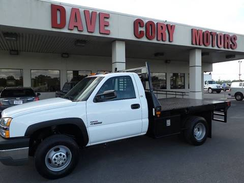 2003 Chevrolet Silverado 3500HD for sale in Houston, TX