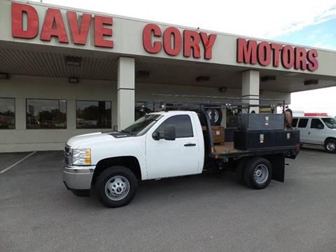 2012 Chevrolet Silverado 3500HD CC for sale in Houston, TX