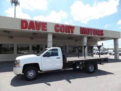 2016 Chevrolet Silverado 3500HD CC for sale in Houston, TX