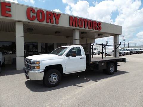 2016 Chevrolet Silverado 3500HD CC for sale in Houston, TX