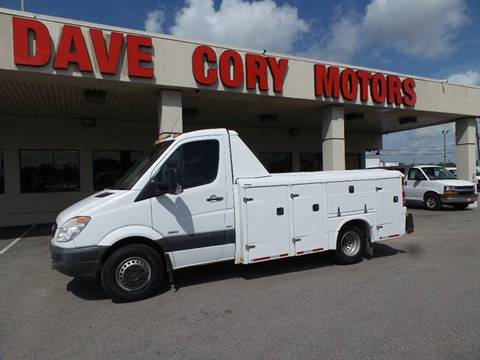 2013 Mercedes-Benz Sprinter Cab Chassis for sale in Houston, TX