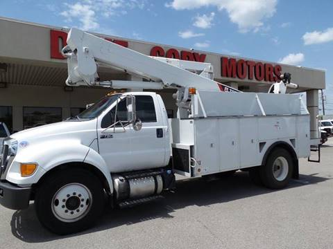 2015 Ford F-750 Super Duty for sale in Houston, TX