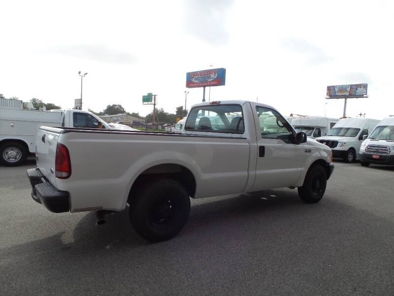 2000 Ford F-250 Super Duty 2dr XL Standard Cab LB - Houston TX