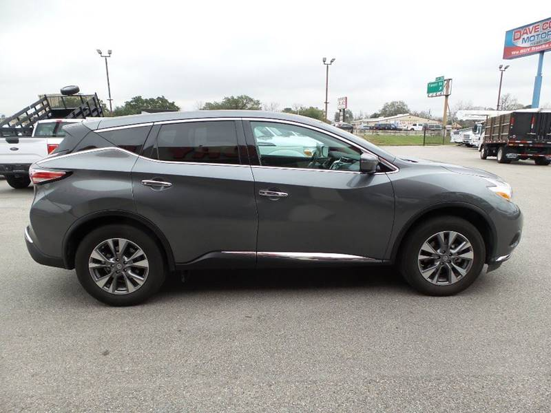 2016 Nissan Murano S 4dr SUV - Houston TX