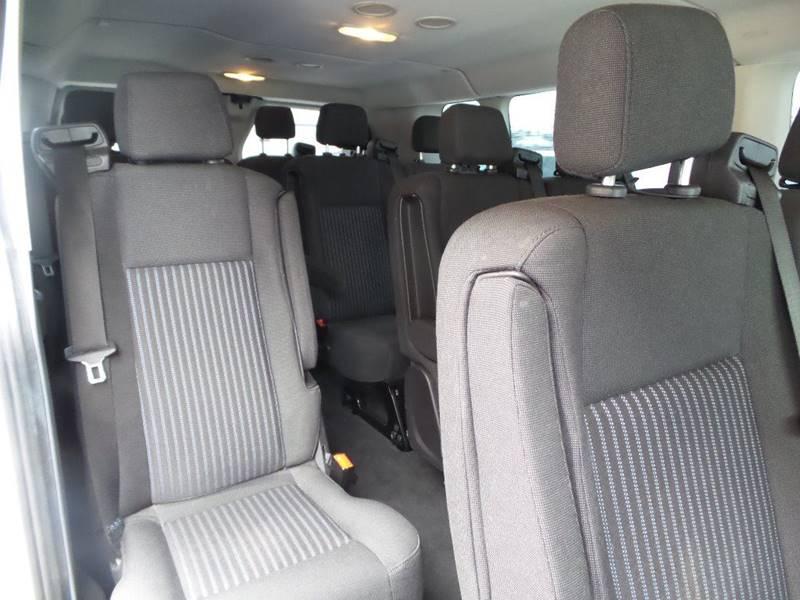 2016 Ford Transit Passenger 350 XLT 3dr LWB Low Roof Passenger Van w/60/40 Passenger Side Doors - Houston TX