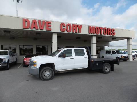 2017 Chevrolet Silverado 1500 SS Classic for sale at DAVE CORY MOTORS in Houston TX