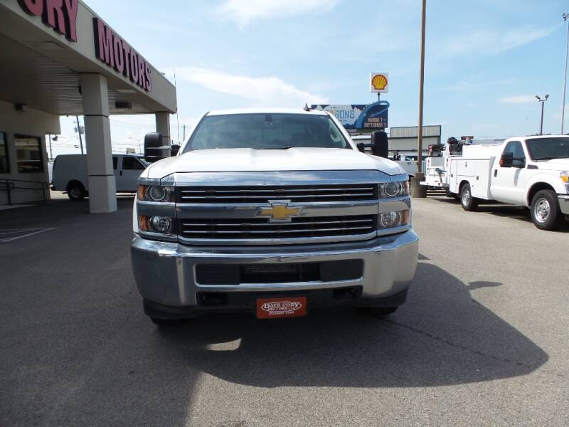 2017 Chevrolet Silverado 2500HD 4x2 Work Truck 2dr Regular Cab LB - Houston TX