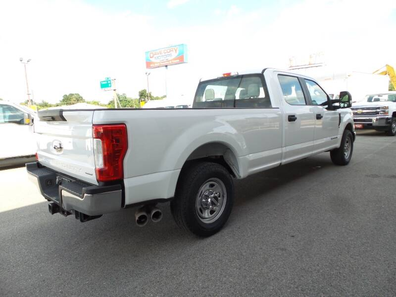 2017 Ford F-350 Super Duty 4x2 XL 4dr Crew Cab 8 ft. LB SRW Pickup - Houston TX
