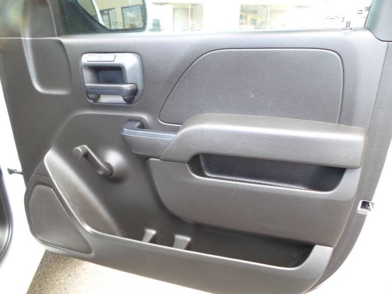 2017 Chevrolet Silverado 1500 4x2 Work Truck 2dr Regular Cab 8 ft. LB - Houston TX