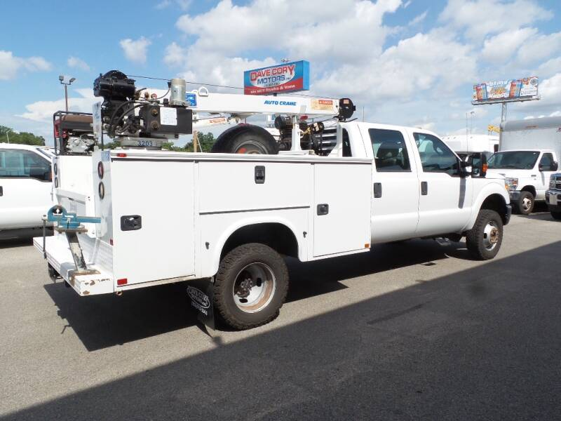 2016 Ford F-350 Super Duty 4x4 XL 4dr Crew Cab 176 in. WB DRW Chassis - Houston TX