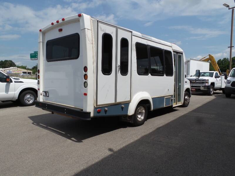 2012 Ford E-Series Chassis E-350 SD 2dr Commercial/Cutaway/Chassis 138-176 in. WB - Houston TX