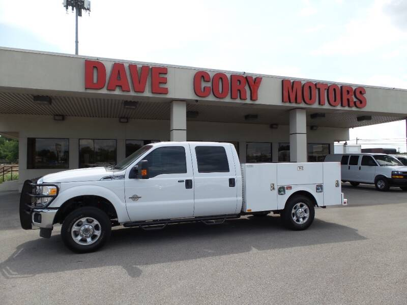 2014 Ford F-250 Super Duty 4x4 XLT 4dr Crew Cab 8 ft. LB Pickup - Houston TX