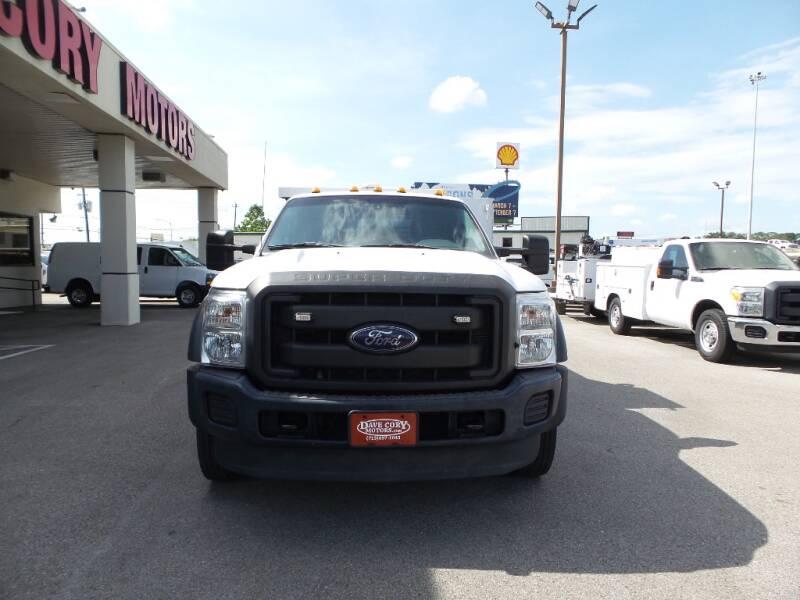 2014 Ford F-550 Super Duty 4X2 2dr Regular Cab 140.8-200.8 in. WB - Houston TX