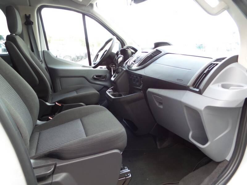 2017 Ford Transit Passenger 350 XLT 3dr LWB Low Roof Passenger Van w/60/40 Passenger Side Doors - Houston TX