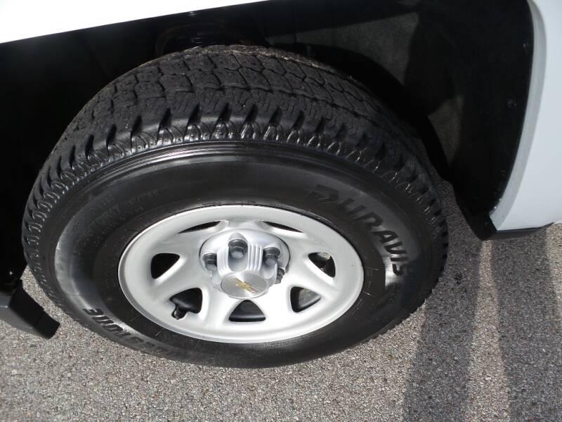 2018 Chevrolet Silverado 1500 4x4 Work Truck 4dr Double Cab 6.5 ft. SB - Houston TX