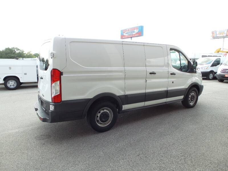 2015 Ford Transit Cargo 150 3dr SWB Low Roof Cargo Van w/60/40 Passenger Side Doors - Houston TX