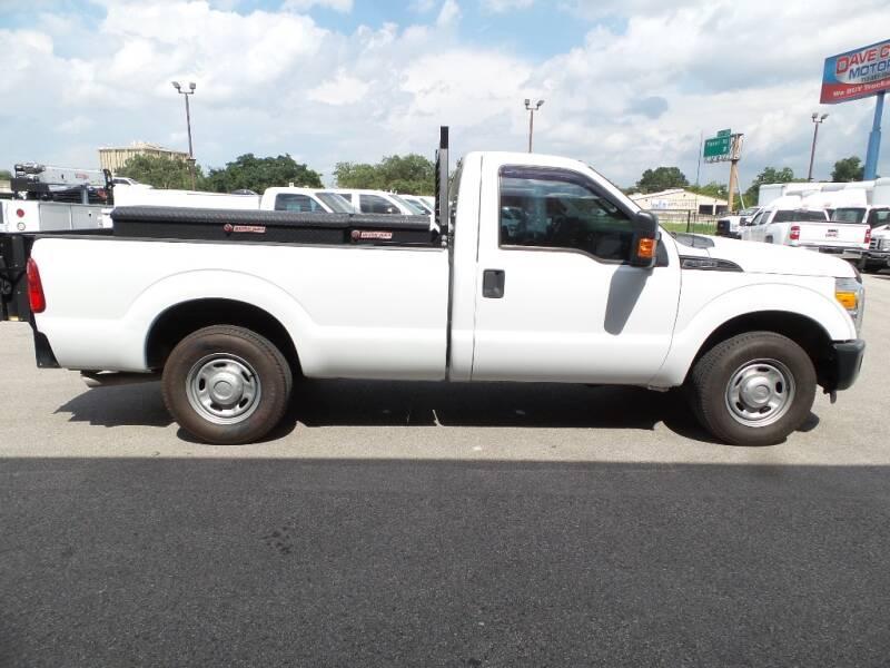2015 Ford F-250 Super Duty 4x2 XL 2dr Regular Cab 8 ft. LB Pickup - Houston TX
