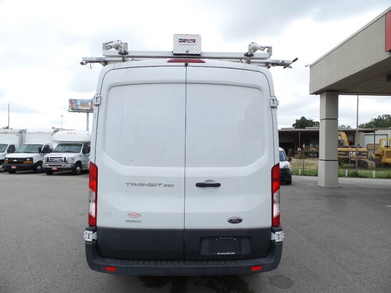 2015 Ford Transit Cargo 250 3dr SWB Medium Roof Cargo Van w/Sliding Passenger Side Door - Houston TX
