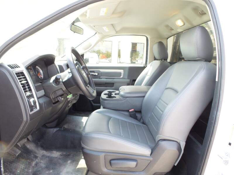 2016 RAM Ram Chassis 3500 4x2 Tradesman 2dr Regular Cab 167.5 in. WB Chassis - Houston TX