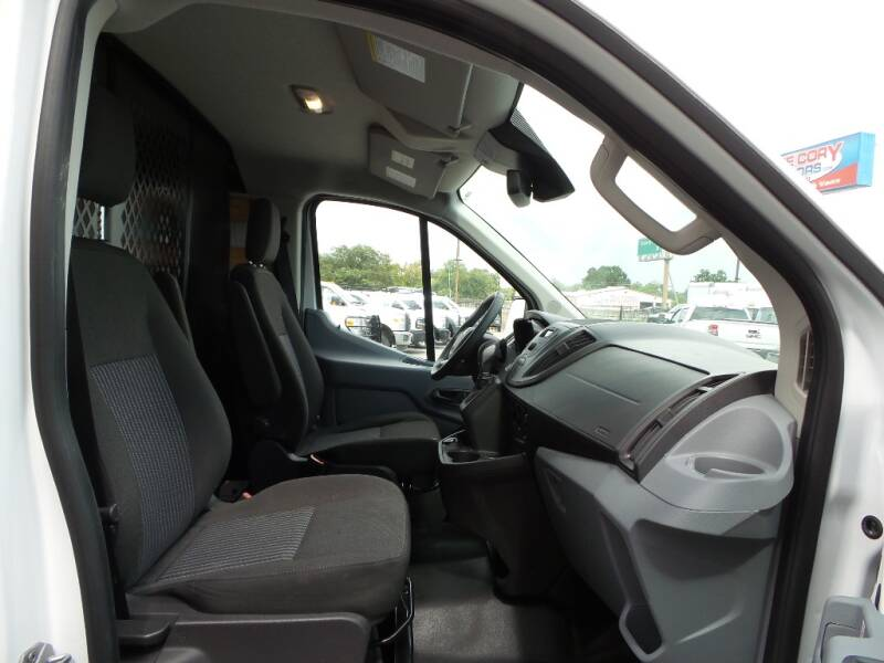 2019 Ford Transit Cargo 250 3dr SWB Low Roof Cargo Van w/Sliding Passenger Side Door - Houston TX
