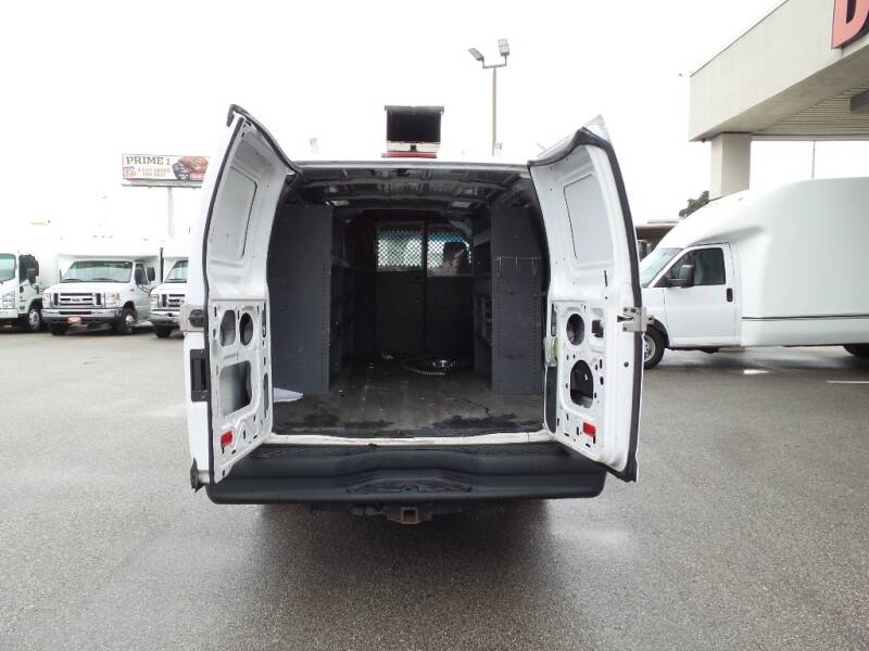 2013 Ford E-Series Cargo E-350 SD 3dr Extended Cargo Van - Houston TX