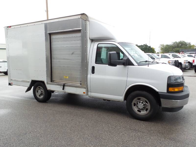 2018 Chevrolet Express Cutaway 3500 2dr 139 in. WB Cutaway Chassis - Houston TX