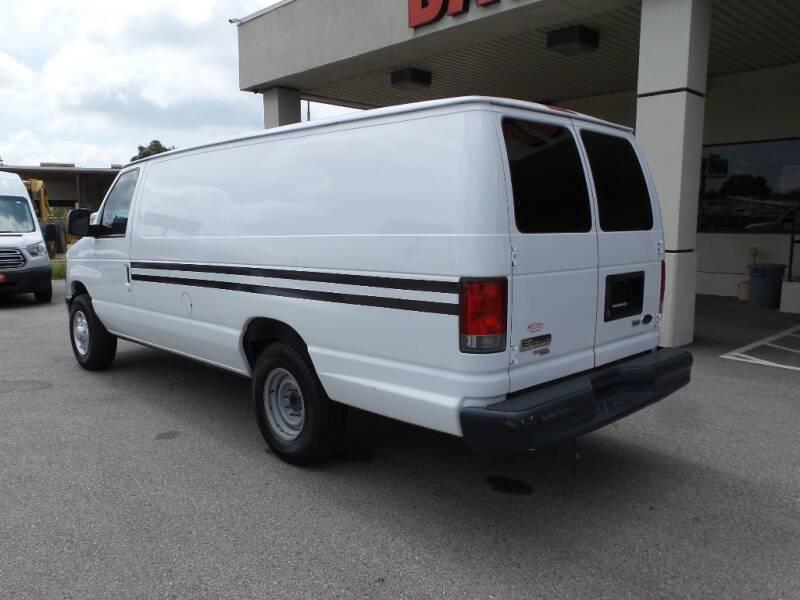 2014 Ford E-Series Cargo E-250 3dr Extended Cargo Van - Houston TX