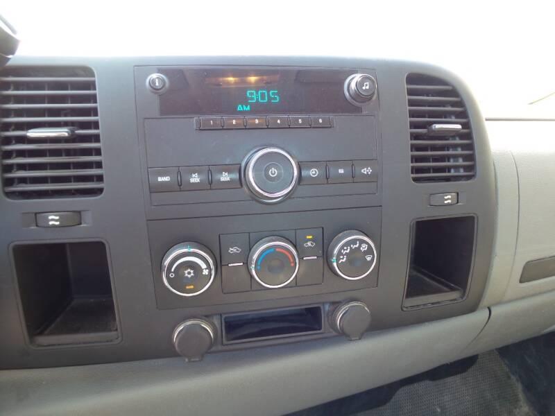 2011 Chevrolet Silverado 3500HD 4x2 Work Truck 2dr Regular Cab LB DRW - Houston TX
