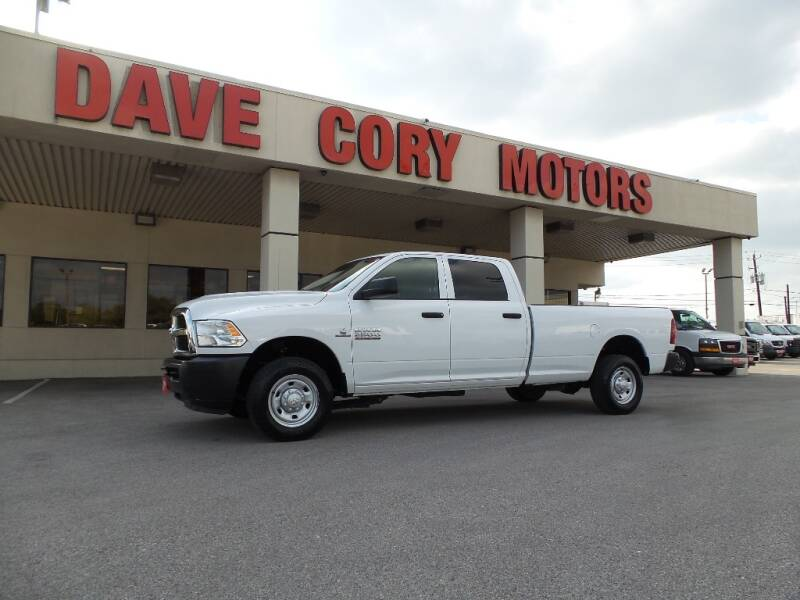 2016 RAM Ram Pickup 2500 4x2 Tradesman 4dr Crew Cab 8 ft. LB Pickup - Houston TX