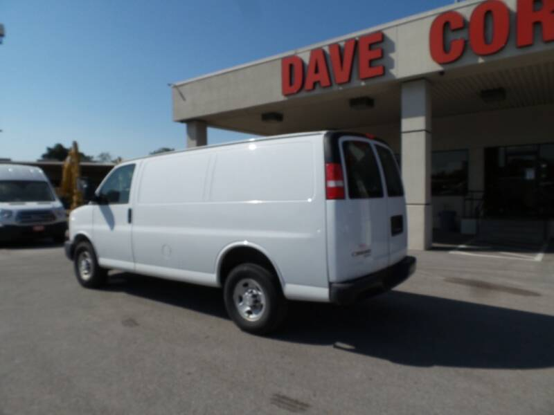 2016 Chevrolet Express Cargo 2500 3dr Cargo Van w/1WT - Houston TX
