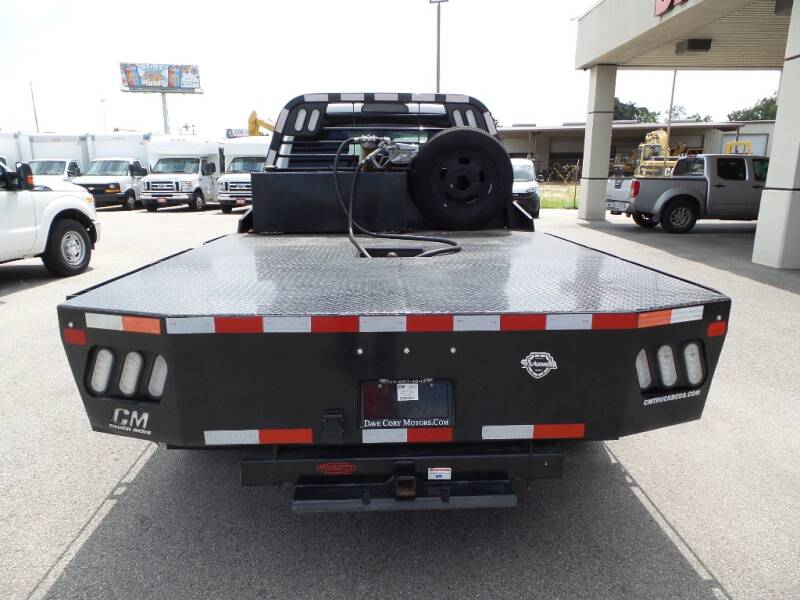 2018 RAM Ram Chassis 3500 4x2 Tradesman 4dr Crew Cab 172.4 in. WB Chassis - Houston TX