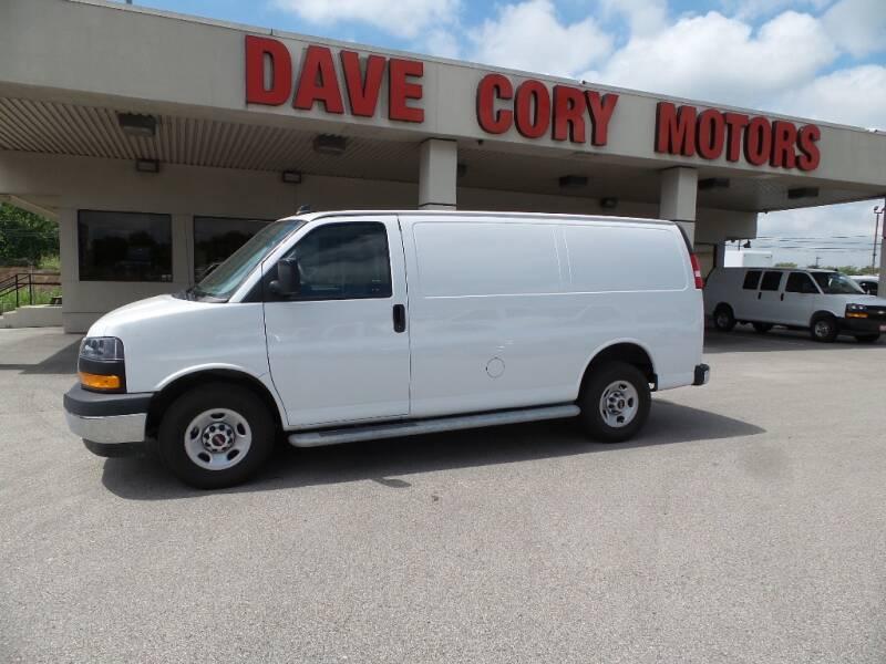 2019 GMC Savana Cargo 2500 3dr Cargo Van - Houston TX