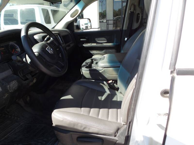 2013 RAM Ram Pickup 2500 4x2 Tradesman 4dr Crew Cab 8 ft. LB Pickup - Houston TX