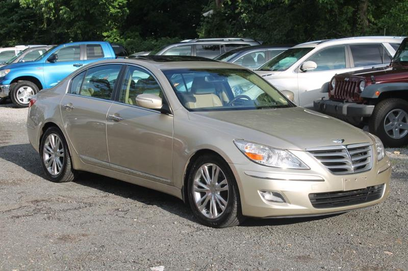 2009 Hyundai Genesis For Sale At Prize Auto In Alexandria VA