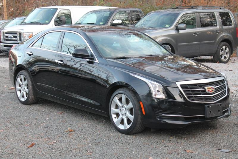 2015 Cadillac Ats 2 0t In Alexandria Va Prize Auto