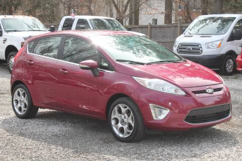 2011 Ford Fiesta SES for sale at Prize Auto in Alexandria VA