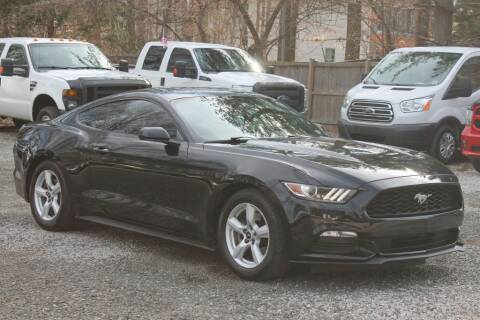 2015 Ford Mustang V6 for sale at Prize Auto in Alexandria VA