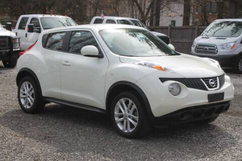 2012 Nissan JUKE S for sale at Prize Auto in Alexandria VA