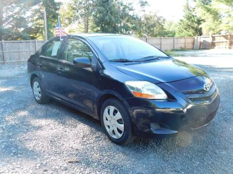 2009 Toyota Yaris for sale at Prize Auto in Alexandria VA