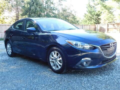 2015 Mazda MAZDA3 for sale at Prize Auto in Alexandria VA