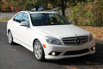 2009 Mercedes-Benz C-Class for sale in Alexandria, VA